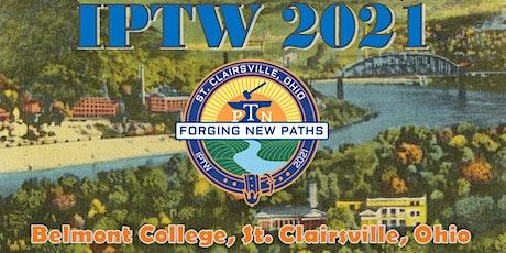 "2021 International Preservation Trades Workshop -  ""Forging New Paths"" tickets"