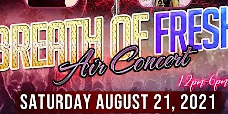 Breath Of Fresh Air Musical Concert tickets
