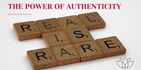 The Power of Authenticity tickets