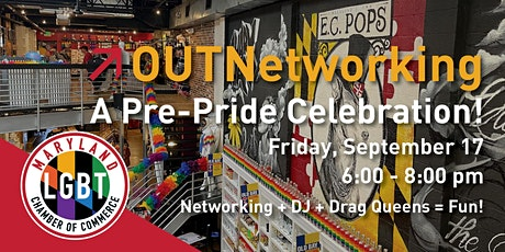 OUTNetworking: A Pre-Pride Celebration! tickets