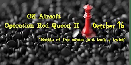 Red Queen II tickets