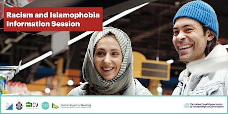 Racism and Islamophobia Information Session tickets