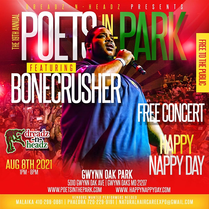 Poets in the Park image