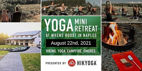 Hikyoga Mini Retreat at Wren's Roost Presented by Hikyoga tickets