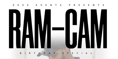RAM-CAM @ RUBY'S NightClub: RAM'S BIRTHDAY tickets