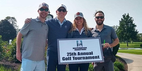 Restoration Ministries' 26th Annual Golf Tournament tickets
