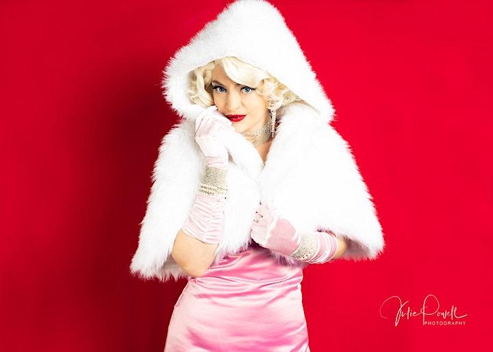 Creative Portraits workshop - Diamonds - Marilyn (PM) image