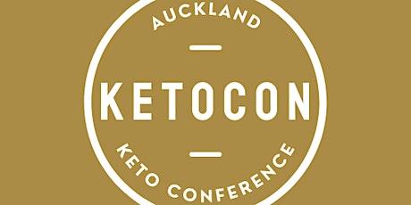 KetoCon Auckland tickets