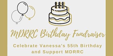 Vanessa's 55 Birthday Fundraiser tickets