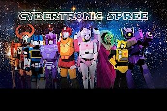 The Cybertronic Spree @Southport Hall tickets