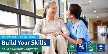 Work Safety for Health Care- Enfield Community Enrolment Session tickets