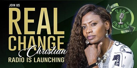 Real Change Radio, soft Launch tickets