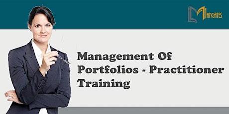 Management of Portfolios - Practitioner 2 Days Training in Geneva billets