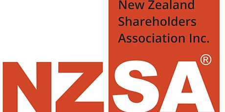 NZ Shareholders Association   - Guest Speaker, Scott McKenzie from PMG tickets