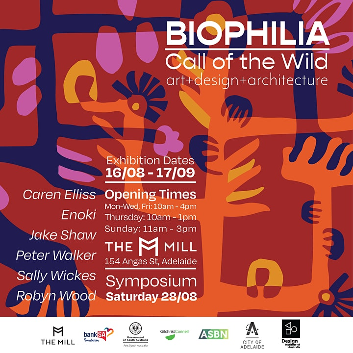 Exhibition Opening: Biophillia: Call of the Wild image