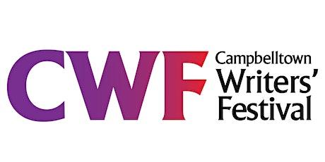 *POSTPONED* Karen Wyld Author Talk- Campbelltown Writers' Festival tickets