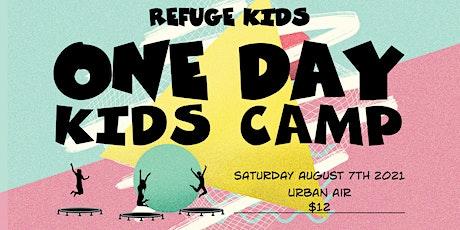 Refuge Kids One Day Kids Camp tickets