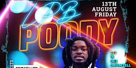 LPB Poody LIVE at Vibez! tickets