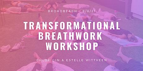 Transformational Breathwork Workshop tickets