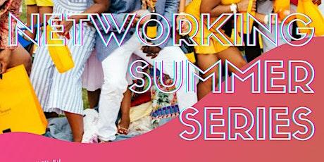Black Urban Professionals Presents: Networking Summer Series tickets