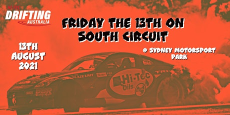 HTDA Friday the 13th on South Circuit - D4R Practice Night tickets