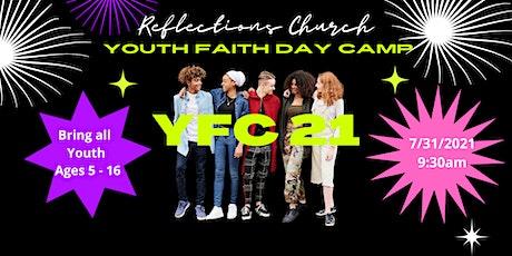 Youth Faith Day Camp tickets