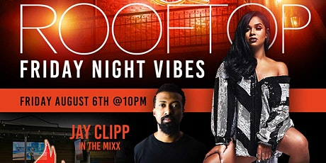 Rooftop Friday Night Vibes @ Lava Cantina tickets