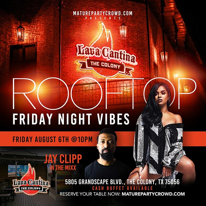 Rooftop Friday Night Vibes @ Lava Cantina image