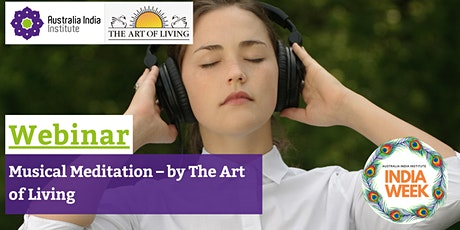 Musical Meditation – by The Art of Living tickets