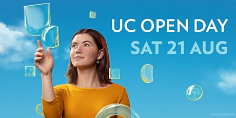 University of Canberra Open Day 2021 tickets