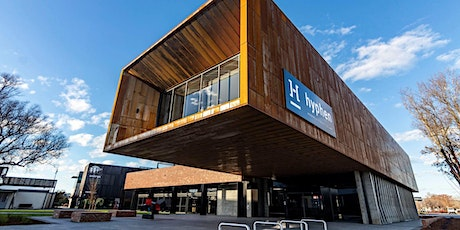 Hyphen - Wodonga Gallery Library Building Tour tickets
