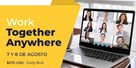 Work Together Anywhere Workshop ingressos