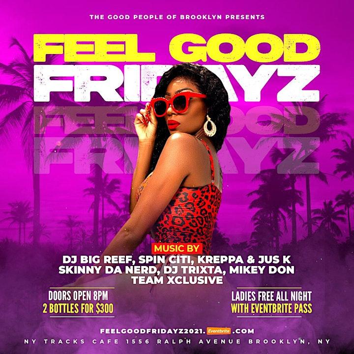 Feel Good Fridayz image