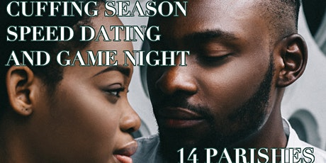 CUFFING SEASON: a speed dating event tickets