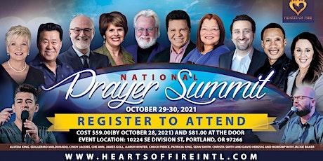 National Prayer Summit tickets
