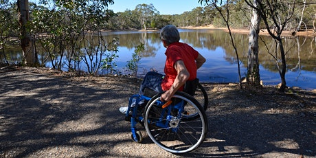 Ranger-guided accessibility walk around the lake tickets