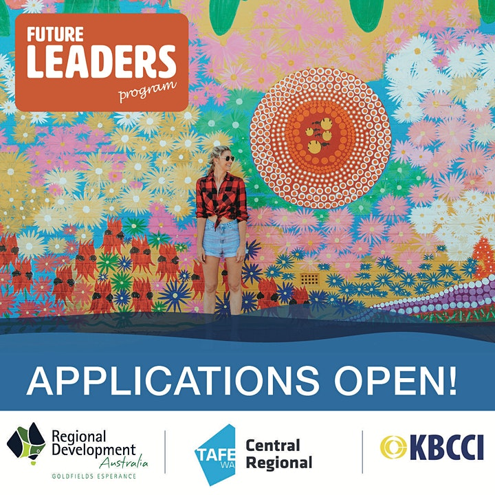 Future Leaders Program Goldfields - Information Session image