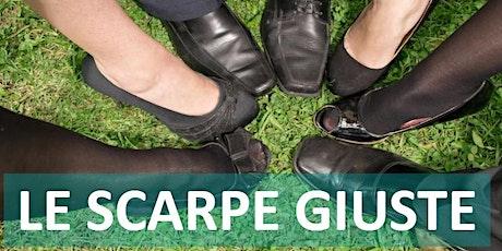 Le Scarpe Giuste, formazione per professionisti della crisi famigliare biglietti