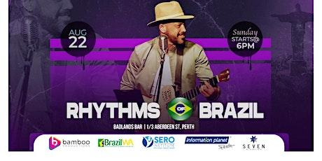Marcio Mendes - Rythms of Brazil tickets