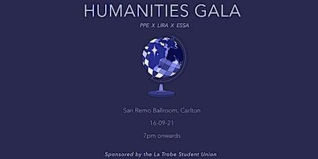 Humanities Gala tickets