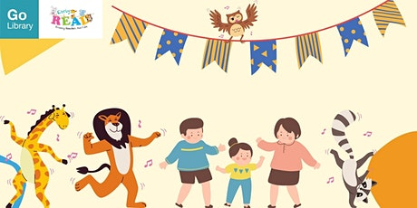 Toddler Songs and Rhymes   Early READ tickets
