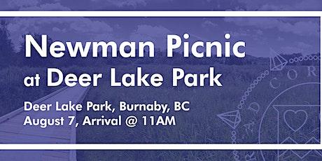 Newman Picnic tickets