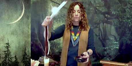 New Moon Ceremony ~ Native Flute Meditation and Drum Journey on ZOOM tickets