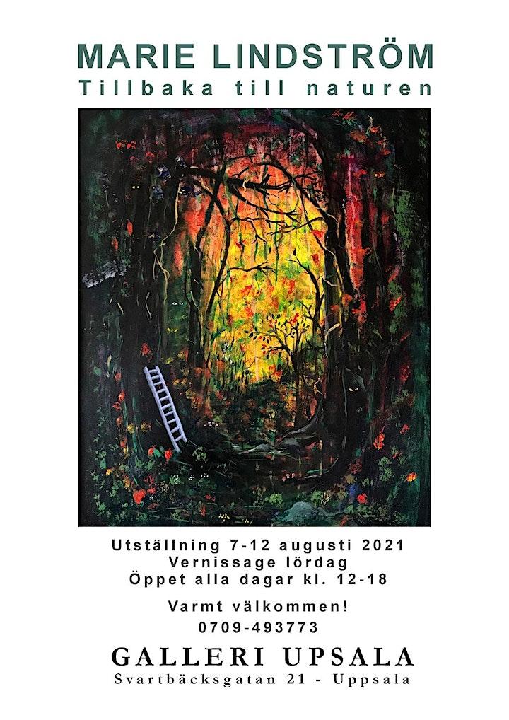 "Marie Lindström - ""Tillbaka till naturen"" bild"