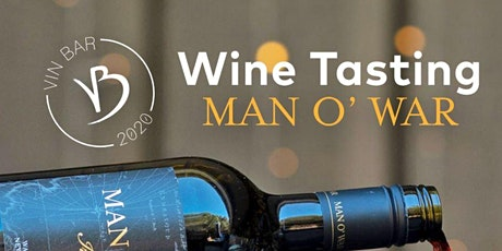 Vin Bar July Tasting Evening - Man O War tickets
