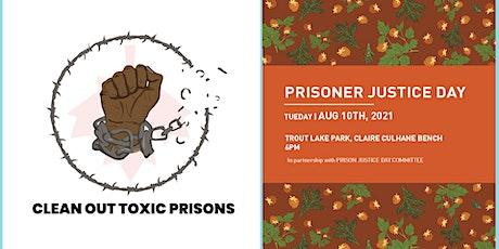 Vines 2021: Prisoner Justice Day tickets