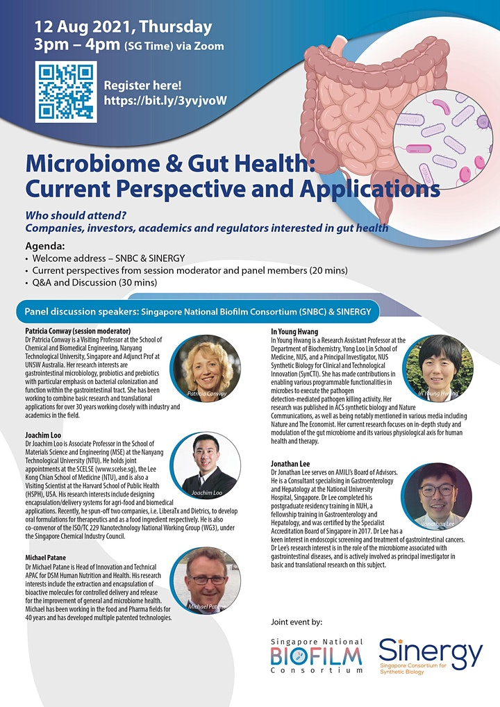 Microbiome & Gut Health: Current Perspective and Applications image
