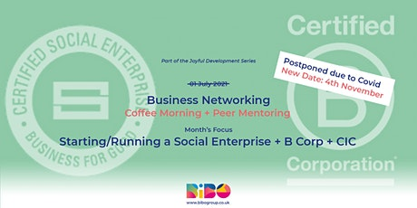 Business Networking Coffee Morning +  Mentoring tickets