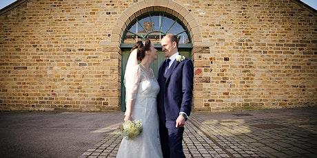 Barnsley's BIGGEST wedding fayre at Elsecar Heritage Centre tickets