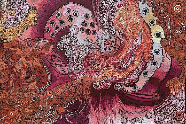 Anangu Women Artists  -  Strength in Beauty image